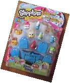 Shopkins 12 Pack Season 1 #122 Popsi Cool with #039 PINK