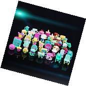 Lot of 50PCS Shopkins of Season 5 Soft Loose Famalily Toys