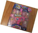 SHOPKINS SEASON 7 Join the Party RAINBOW KATE DOLL WITH 2
