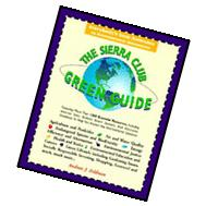 Sierra Club Green Guide