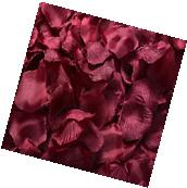 Pack of 1000 Silk Rose Petals, Artificial Flowers for