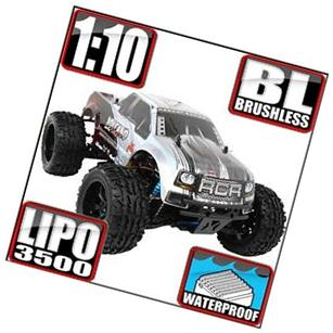 SILVER Redcat Racing Volcano EPX PRO 1/10 Electric Brushless