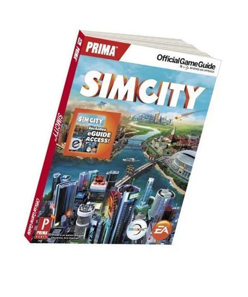 SimCity: Prima Official Game Guide by David Knight