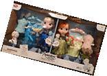 Disney Singing Frozen Animators' Deluxe Doll Gift Set Anna