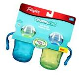 Playtex Sipsters Stage 1 Soft Spout Sippy Cups - 6 Ounce - 2