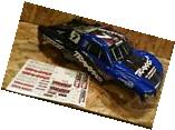 NEW Traxxas Slash 2wd 4x4 Blue and Black COOPER TIRES BODY