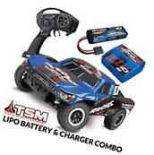 NEW Traxxas Slash 4x4 VXL Brushless RTR Short Course RC
