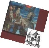 Ral Partha 01-015 Slave Master & Slaves  Miniatures Female Victims Captives