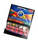 Kleenex 3 Count Slim Pack Wallet Size 4 Pack = 120 Tissues