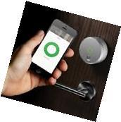 Smart Door Security Safe Lock Home Kit WiFi Bluetooth