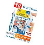 Brand New Smart Earwax Removal Soft Spiral Ear Cleaner Swab