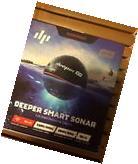 NEW IN BOX DEEPER SMART SONAR PRO FISHFINDER for smartphones