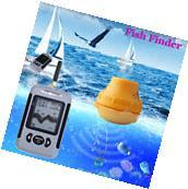Smart Sonar Wireless Fishfinder 40M Depth Fish Finder Fish