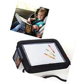 Kids Snack & Play Travel Tray Childrens Car Seat Buggy