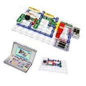 Snap Circuits SC-300 Discovery ElectronicS Kit, DIY Electricity Building Set New