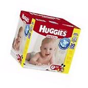 HUGGIES Snug & Dry Size  2 Diapers With Snug Fit Waistband