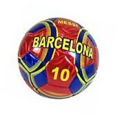 Soccer BARCELONA MESSI #10 Soccer Ball Official Size 5 NEW