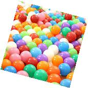 200pcs 5.5cm Soft Plastic Color Ocean Fun Ball Baby Kid Toy