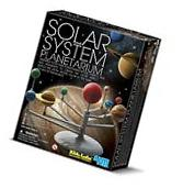 4M Solar System Planetarium Educational Assembly Puzzle Kids
