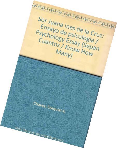 Buy research papers online cheap the inspiring life of juana ines de la cruz
