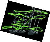 New Space 10m Rail Race Track Marble RunToy Game Gift Glow