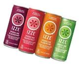 IZZE Sparkling Juice 4 Flavor Variety Pack 8.4 Ounce Pack Of