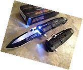TAC-FORCE Speedster EMT EMS Folding Pocket Rescue Knife