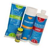 Spring Swimming Pool Start-Up Opening Chemical Kit For Pools