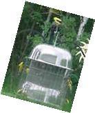 ORIGINAL SQUIRREL PROOF STAINLESS STEEL WILD BIRD FEEDER -