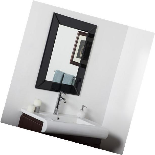 Decor Wonderland SSM4DB Infinity Wall Mirror