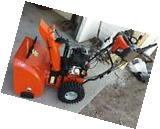 Husqvarna ST224 208cc Two Stage Snow Thrower Electric Start