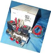"ASCO Stainless Steel 4 Way 1/2"" 24 DC Solenoid Valve"