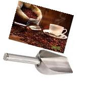 9 Inch Stainless Steel Ice Scraper Food Buffet Animal Candy