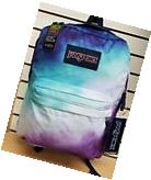 Jansport HIGH STAKES Backpack Multi Water Ombre  **100%