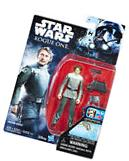"""Star Wars  """" ROGUE ONE """" Action Figure  3.75 inches  Galen"""