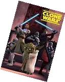 STAR WARS ~ THE CLONE WARS YODA TEMPLE 27x40 MOVIE POSTER
