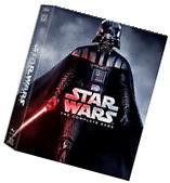 BRAND NEW Star Wars: Complete Saga episodes 1-6 Movie Box