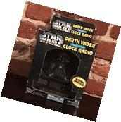 Star Wars Darth Vader AM/FM Alarm Clock Radio Battery MGA