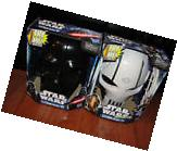 Star Wars Darth Vader and General Grievous Electronic Helmet