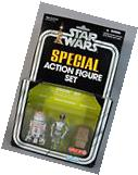 STAR WARS SPECIAL 3 ACTION FIGURE DROID SET NEW! TARGET