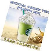 3 lb STARBUCKS MATCHA GREEN TEA FRAPPUCINO comparable - FREE