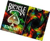 Starlight Deck Bicycle Playing Cards Poker Size USPCC