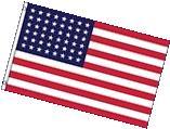 3x5 48 Stars American Flag Old Glory United States