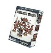 Start Collecting Chaos Space Marines  NEW Warhammer 40k