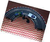 Steep turns Set Carrera Go /.Digital 143 Car Race track Rail