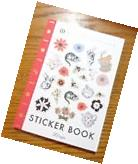 NEW Victoria Beckham for Target Sticker Book 20 pages