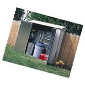 Storage Locker Shed Tool Lawn Tools Outdoor Sheds 7' X 2'
