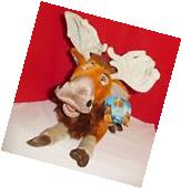 Disney Store Brother Bear TUKE MOOSE Plush Stuffed Animal Toy 15