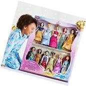 """Disney Store Princess Classic 12"""" Barbie Doll Collection"""