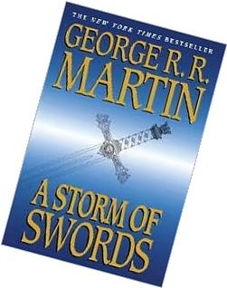 A Storm of Swords 1st  edition Text Only